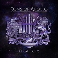 Sons Of Apollo – 'MMXX' (InsideOut Music)