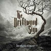 Artwork for Broken Times by The Driftwood Sign