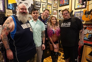 VIDEO OF THE WEEK – BOWLING FOR SOUP (FEAT. ALEXA BLISS)