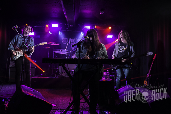 Buck & Evans, Voodoo, Belfast, 18 February 2020