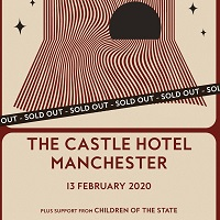 Elephant Stone/Children Of The State – Manchester, Castle Hotel – 13 February 2020