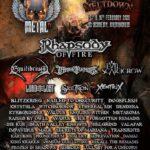 HRH Metal IV – Birmingham, O2 Academy – 15 February 2020