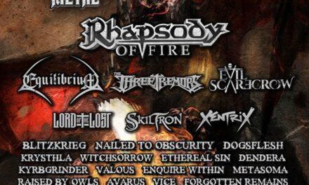 HRH Metal IV – Birmingham, O2 Academy – 16 February 2020