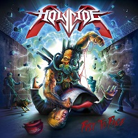 Artwork for Fist To Face by Holycide