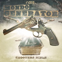 Artwork for Shooters Bible by Mondo Generator