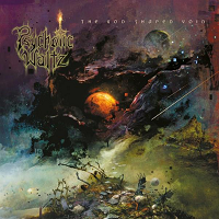 Artwork for The God Shaped Void by Psychotic Waltz