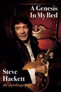 Artwork for A Genesis In My Bed by Steve Hackett