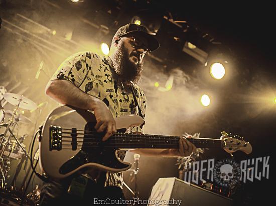 The Skints live at Rock City, Nottingham, 5 February 2020
