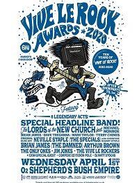 Vive Le Rock Awards line-up gets Über cool additions