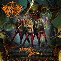 Artwork for Dance With The Devil by Burning Witches