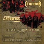 Crossfire/Ifreann/Sinocence/Acid Age – Belfast, Voodoo – 13 March 2020