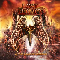 Artwork for In The Name Of Freedom by Lost Legacy