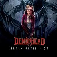 Artwork for Black Devil Lies by Demonhead