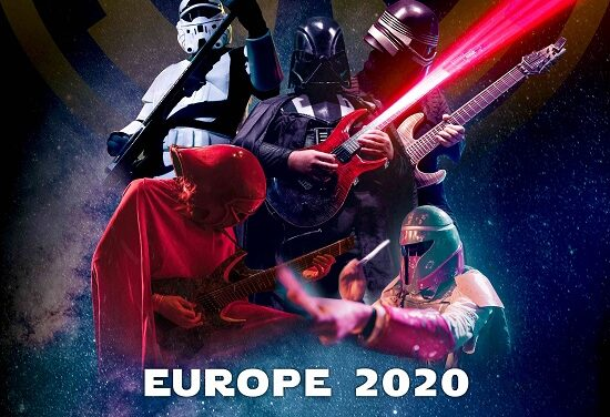 TOUR NEWS: The Galactic Empire plans June invasion