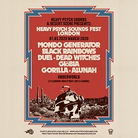 Poster for Heavy Psych Sounds Fest