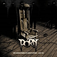 Artwork for No Monsters In God's Eyes by PORN