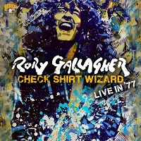 Artwork for Check Shirt Wizard by Rory Gallagher