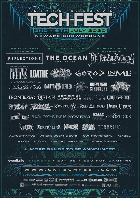 Updated Tech-Fest poster