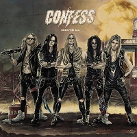 Confess – 'Burn 'em All' (Street Symphonies Records/Burning Minds Music)