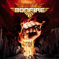 Bonfire – 'Fistful Of Fire' (AFM)