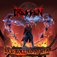 Artwork for Rock 'n' Roll Love Affair by Crosson