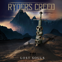 Ryders Creed – 'Lost Souls' (Off Yer Rocka Recordings)