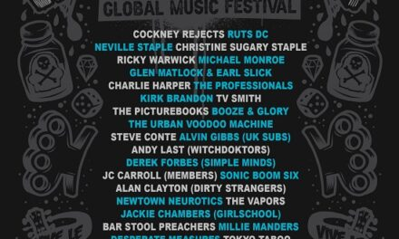 'Festival' News – Vive Le Rockdown is the message this Saturday
