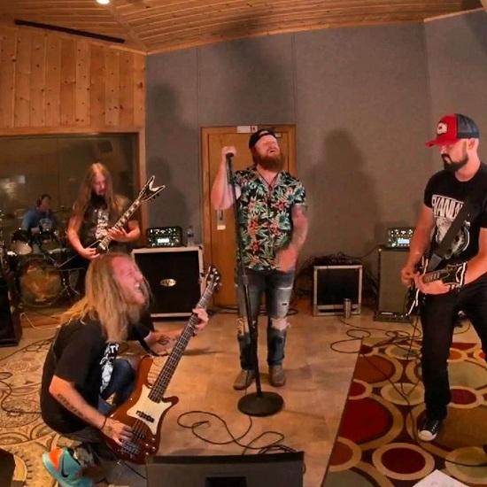 Blacktop Mojo - Live From The Doom Saloon
