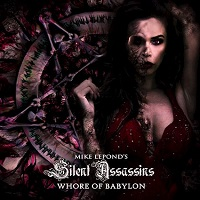 Artwork for Whore Of Babylon by Mike LePond's Silent Assassins