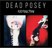 Artwork for Malfunction by Dead Posey