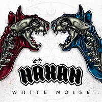 Artwork for White Noise by Häxan