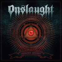 Artwork for Generation Antichrist by Onslaught