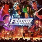 Fortune – 'The Gun's Still Smokin' – Live' (Frontiers)