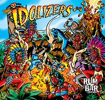 The Idolizers – 'The Idolizers' EP (Rum Bar Records)