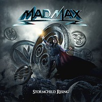 Mad Max – 'Stormchild Rising' (Steamhammer/SPV)