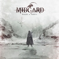 Midgard – 'Tales Of Kreia' (Sliptrick Records)