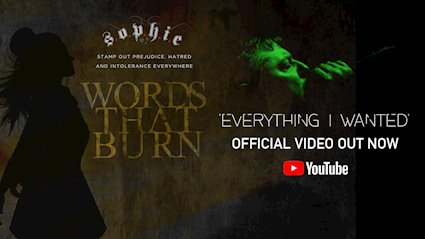 VIDEO OF THE WEEK – WORDS THAT BURN