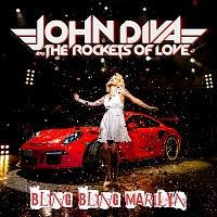 Artwork for Bling Bling Marilyn by John Diva And The Rockets Of Love