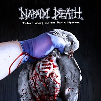 Napalm Death – 'Throes of Joy in the Jaws of Defeatism' (Century Media)
