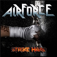 Artwork for Strike Hard by Airforce