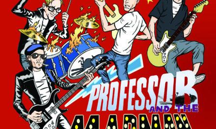 THE BIG ÜBER ROCK INTERVIEW – ALFIE AGNEW (PROFESSOR AND THE MADMAN/ADOLESCENTS/D.I.)