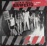 Artwork for Rock N' Roll Manifesto Volume 1