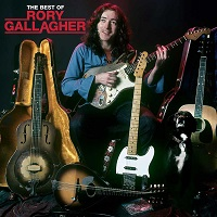 Artwork for The Best Of Rory Gallagher (2020)