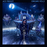 Artwork for Origins Vol 2 by Ace Frehley