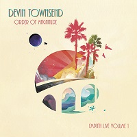 Artwork for Order Of Magnitude - Empah Live Vol 1 by Devin Townsend