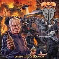 EvilDead – 'United $tate$ Of Anarchy'/Them – 'Return To Hemmersmoor' (Steamhammer/SPV_