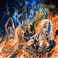 Artwork for The Affair Of The Poisons by Hellripper