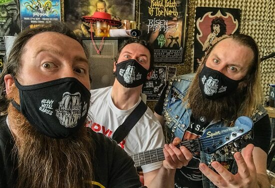 ALBUM NEWS: Rabid Bitch Of The North to infect us with 'Heavy Metal Rabies' next May