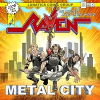 Raven – 'Metal City' (Steamhammer/SPV)