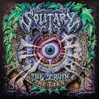Artwork for The Truth Behind The Lies by Solitary